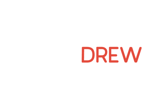 Drew Executive Search light logo